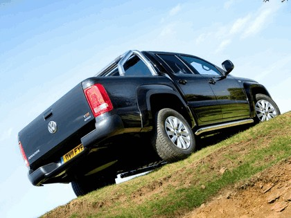 2010 Volkswagen Amarok Double Cab Trendline - UK version 16
