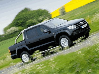 2010 Volkswagen Amarok Double Cab Trendline - UK version 17