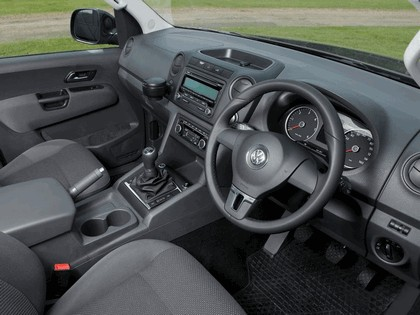 2010 Volkswagen Amarok Double Cab Trendline - UK version 20
