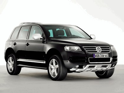 2005 Volkswagen Touareg V6 TDI King Kong 1