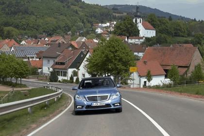 2011 Mercedes-Benz E500 BlueEFFICIENCY 6