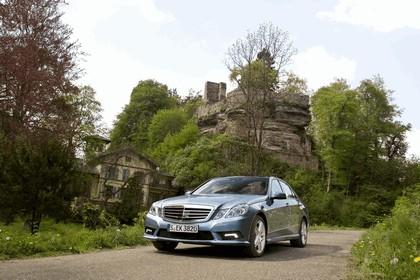 2011 Mercedes-Benz E500 BlueEFFICIENCY 7
