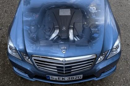 2011 Mercedes-Benz E500 BlueEFFICIENCY 11