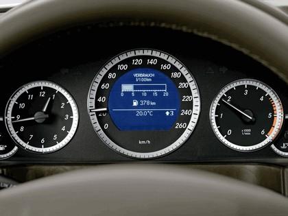 2011 Mercedes-Benz E500 BlueEFFICIENCY 17