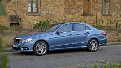 2011 Mercedes-Benz E500 BlueEFFICIENCY 4