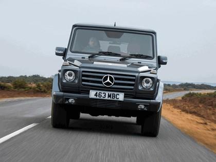 2011 Mercedes-Benz G350 ( W463 ) BlueTec - UK version 1