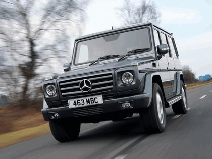 2011 Mercedes-Benz G350 ( W463 ) BlueTec - UK version 3