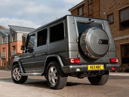 2011 Mercedes-Benz G350 ( W463 ) BlueTec - UK version 6