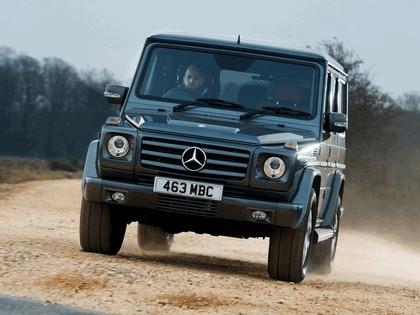 2011 Mercedes-Benz G350 ( W463 ) BlueTec - UK version 7
