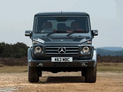2011 Mercedes-Benz G350 ( W463 ) BlueTec - UK version 8