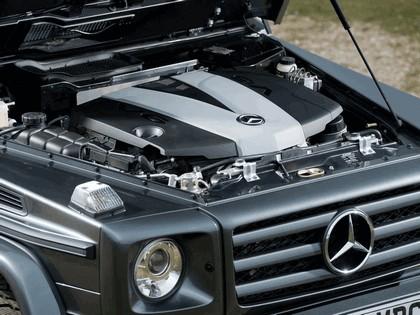 2011 Mercedes-Benz G350 ( W463 ) BlueTec - UK version 20