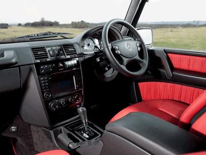 2011 Mercedes-Benz G350 ( W463 ) BlueTec - UK version 22