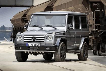 2011 Mercedes-Benz G500 Edition Select 4