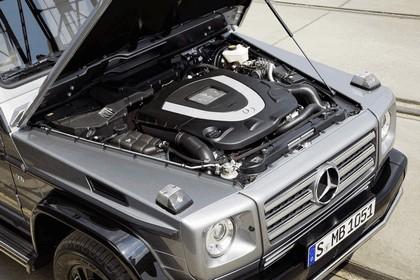2011 Mercedes-Benz G500 Edition Select 9