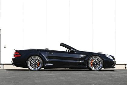 2011 Mercedes-Benz SL65 AMG BiTurbo by INDEN Design 1
