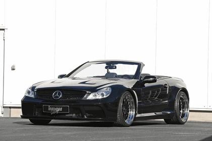 2011 Mercedes-Benz SL65 AMG BiTurbo by INDEN Design 2