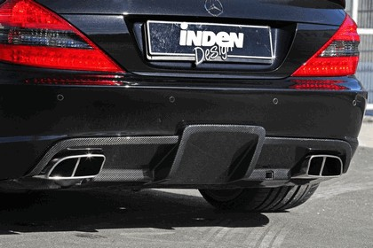 2011 Mercedes-Benz SL65 AMG BiTurbo by INDEN Design 13