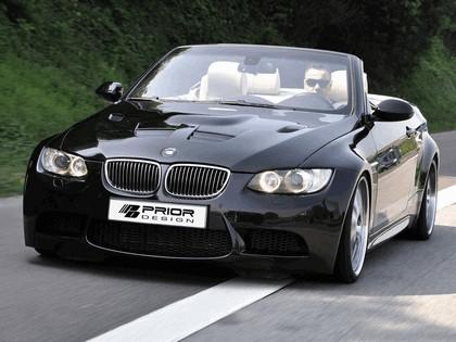 2011 BMW M3 ( E93 ) by Prior Design 1