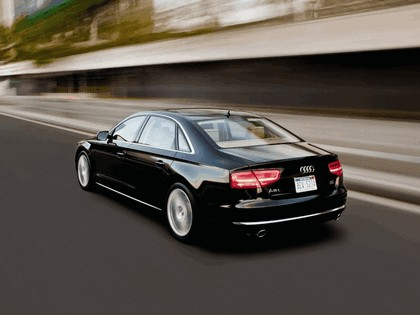 2010 Audi A8L 4.2 FSI quattro - USA version 6