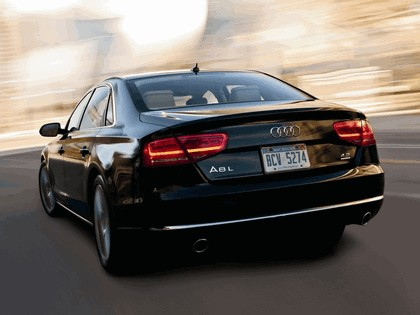 2010 Audi A8L 4.2 FSI quattro - USA version 7