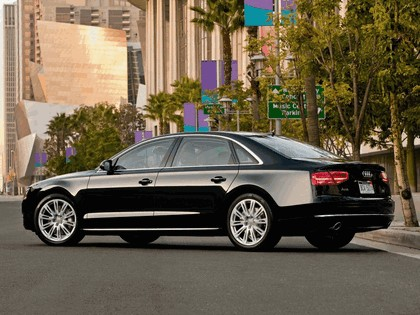 2010 Audi A8L 4.2 FSI quattro - USA version 8