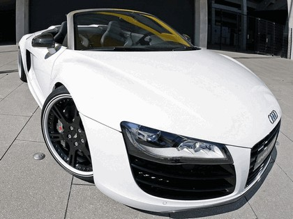 2011 Audi R8 V10 spyder by Wheelsandmore 1