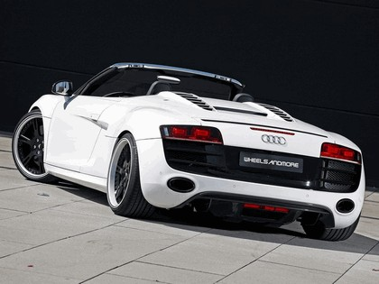 2011 Audi R8 V10 spyder by Wheelsandmore 3