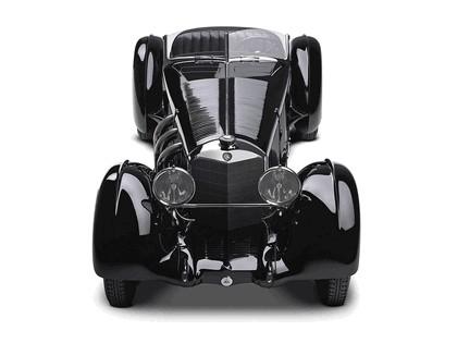 1930 Mercedes-Benz SSK Trossi roadster 2