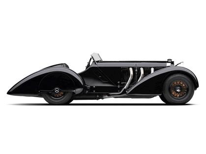 1930 Mercedes-Benz SSK Trossi roadster 3