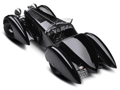 1930 Mercedes-Benz SSK Trossi roadster 4