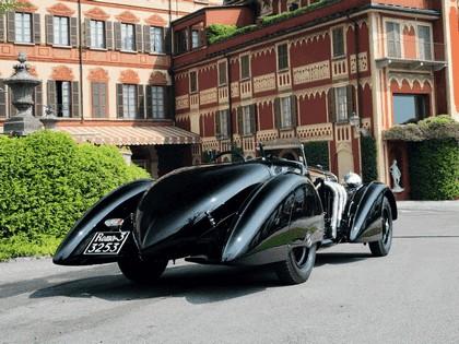 1930 Mercedes-Benz SSK Trossi roadster 5