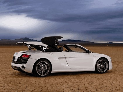2010 Audi R8 V10 spyder - USA version 3