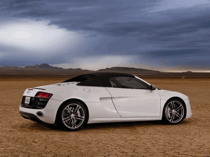2010 Audi R8 V10 spyder - USA version 4