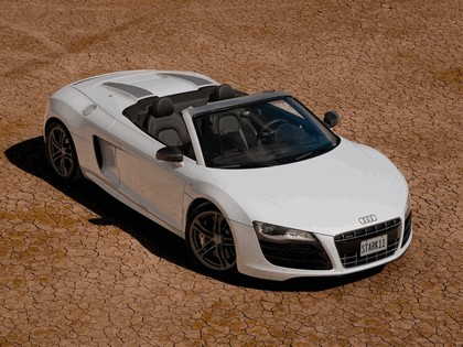 2010 Audi R8 V10 spyder - USA version 5