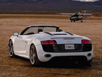 2010 Audi R8 V10 spyder - USA version 7