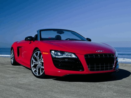 2010 Audi R8 V10 spyder - USA version 9