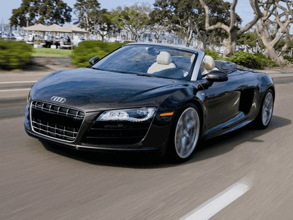 2010 Audi R8 V10 spyder - USA version 10