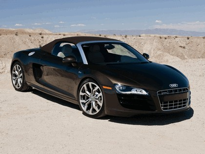 2010 Audi R8 V10 spyder - USA version 11