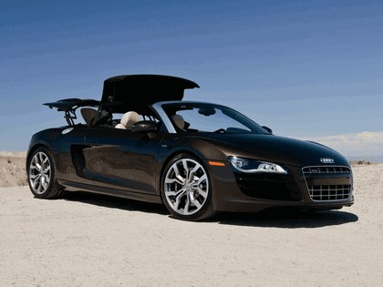 2010 Audi R8 V10 spyder - USA version 12