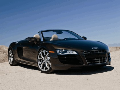 2010 Audi R8 V10 spyder - USA version 13