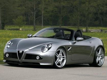 2011 Alfa Romeo 8C Competizione spider by Novitec 1