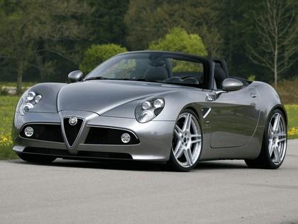 2011 Alfa Romeo 8C Competizione spider by Novitec 2