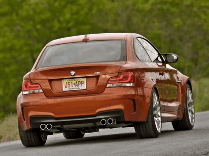 2011 BMW 1er ( E82 ) coupé - USA version 4