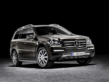 2011 Mercedes-Benz GL-klasse Grand Edition 1