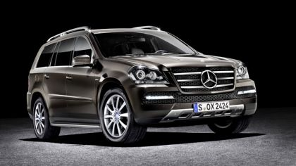 2011 Mercedes-Benz GL-klasse Grand Edition 3
