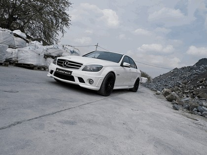 2011 Mercedes-Benz C63 AMG by mcchip-dkr 6
