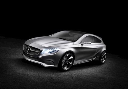 2011 Mercedes-Benz A-klasse concept 1