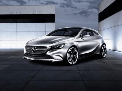 2011 Mercedes-Benz A-klasse concept 5