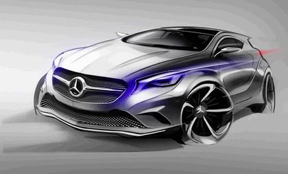 2011 Mercedes-Benz A-klasse concept 36