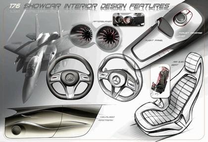 2011 Mercedes-Benz A-klasse concept 40